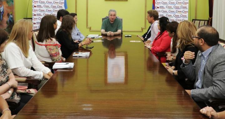 """Resultados reunión con Passalacqua. Rojas Decut: """"El Gob nos convocó con el fin de lograr mejorar la calidad de vida de los misioneros"""""""