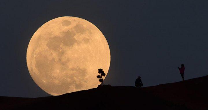 Se viene otra Superluna